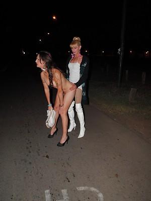 TS street sluts