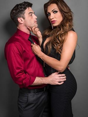 Jessy Dubai and Lance Hart