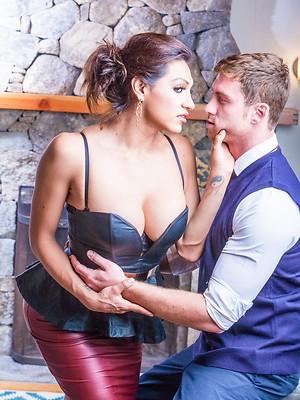 Jessy Dubai and Connor Maguire