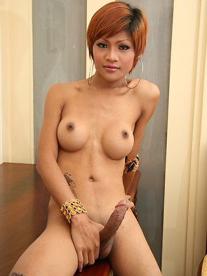 19 yo with great tits and body from Thailand.