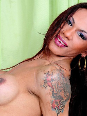 Latin tranny that loves to dominate.