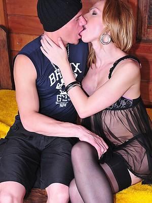 Alessandra succumbs to Alex hard dick